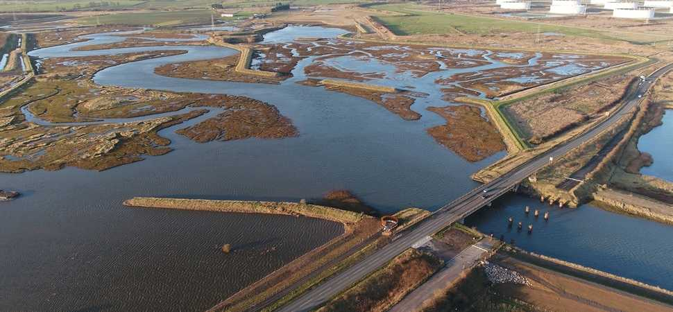 Two Tees Valley projects recognised at prestigious civil engineering awards