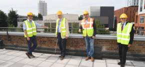 Bespoke's Sheppard - new hotel will bring Midlands swagger