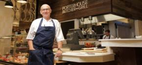 Chef Terry Laybourne breaks out of lockdown