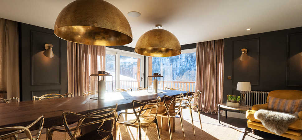 Ski company adds spectacular chalet to French Alps portfolio