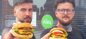 That Burger Place 'Pops-Up' in Walkden Town Centre