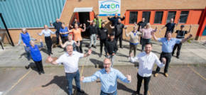 AceOn reaches finals of innovation award