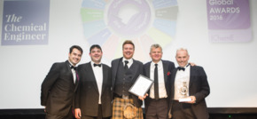 Award win for University spin-out business