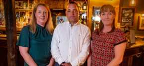 Shottery pub reopens with a fresh new look