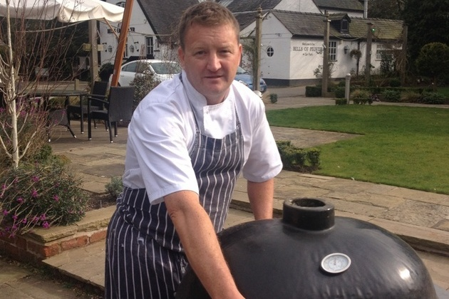 The Bells Of Peover Welcomes New Executive Chef