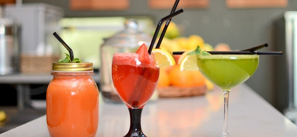 The Brink 'springs' into action with detoxing drinks menu