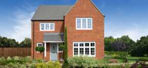 New homes launch in Leighton Buzzard