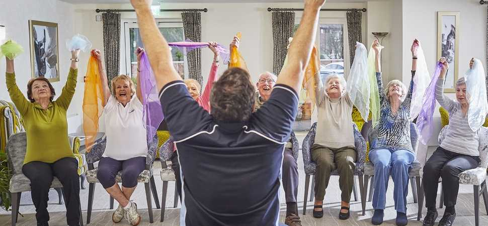 Adlington Retirement Living launches fitness programme in Cheadle and Macclesfield