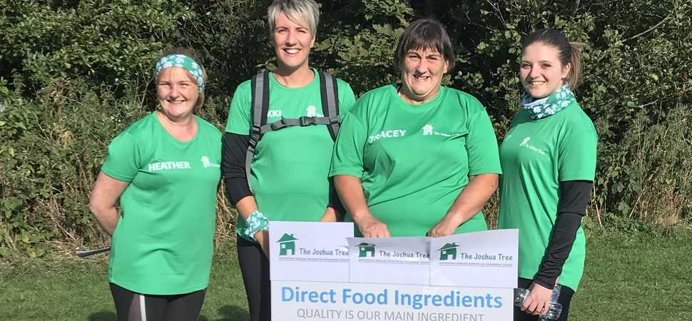 Cheshire-based Team Take on Challenges for Charity