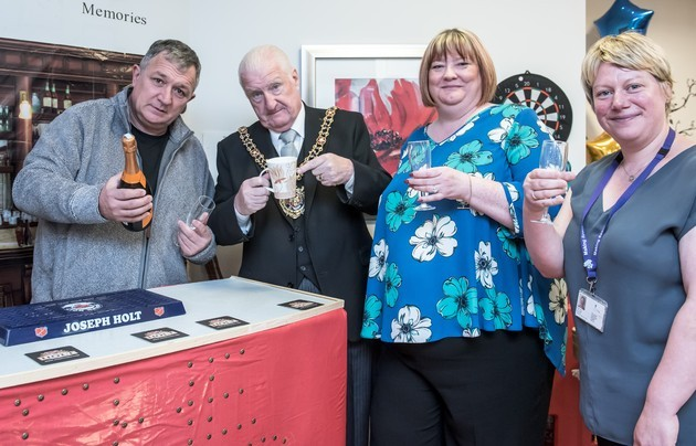 Lord Mayor And TV Star Officially Launch EachStep Dementia Cafe