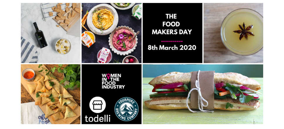 The Food Makers Day 2020 - Showcase of Female Food Business Founders