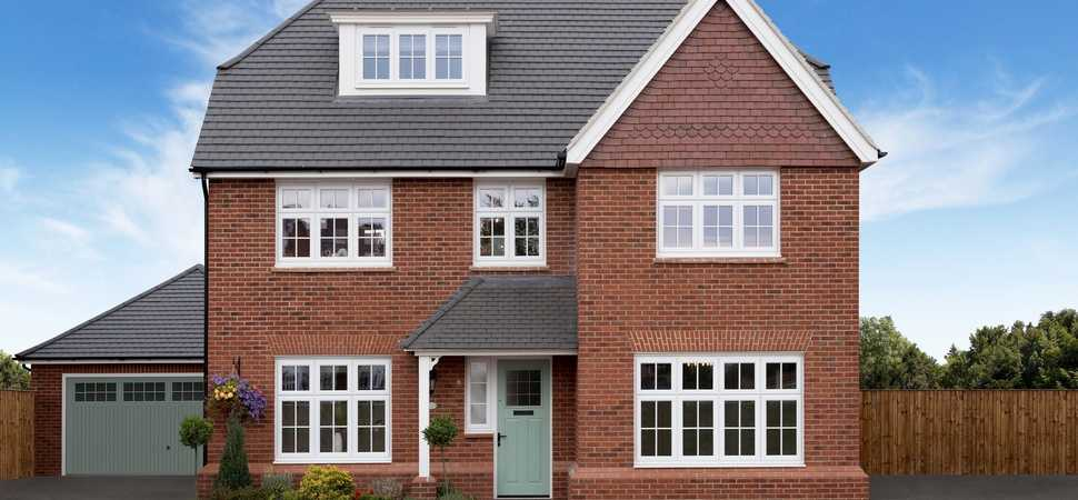 72 new homes coming to Huntingdon development