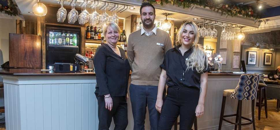 Masham pub and hotel reopens with fresh new look