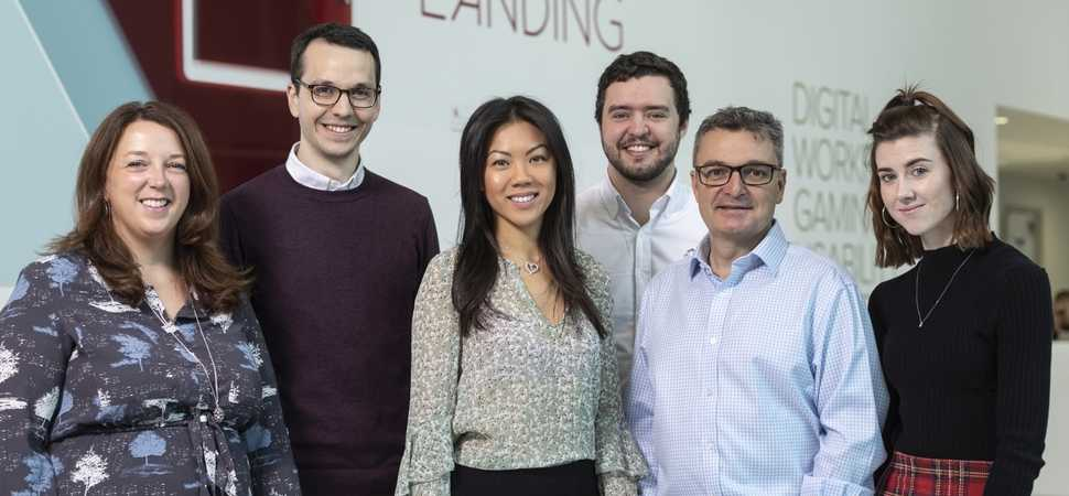 New appointments strengthen The Landings support for rapid tech start-up model