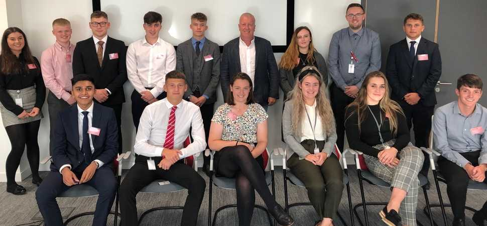 Record number of apprentices join AJ Bell