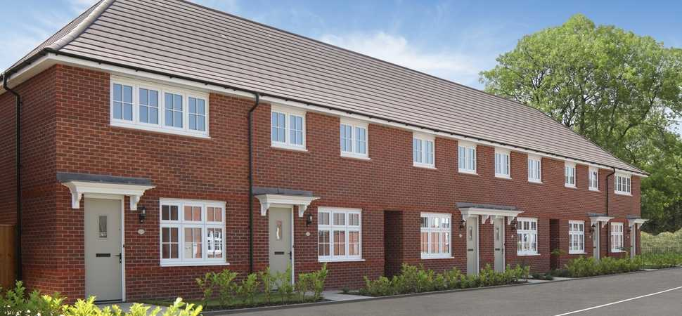 Last chance to buy at Hauxton development