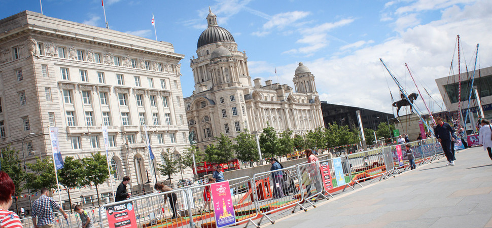 The Liverpool Village Comes To The Waterfront