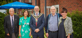 Official opening for Romiley retirement community