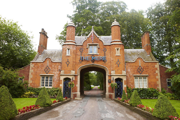 The Mere Golf Resort & Spa appoint AHOY for web rebuild project