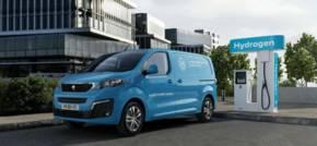 Simon Bailes Peugeot awaits arrival of innovative hydrogen-powered van