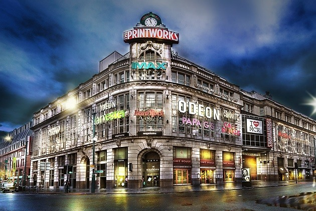 The printworks manchester launches design a mascot competition for Design manchester