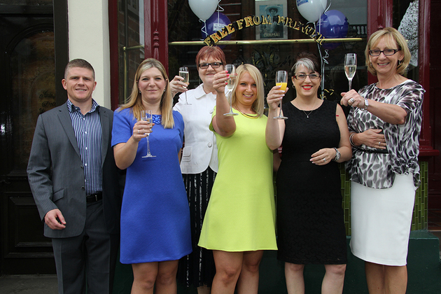 Rochdale Recruitment Company Celebrate 10 years in Business