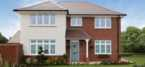 Showhomes launch at new development of 200 homes in Nuneaton