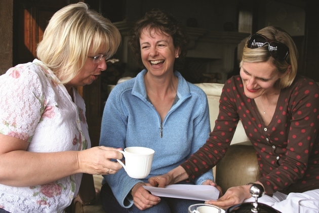 The Together Trust Hosts Family Support Sessions