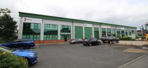 Bromwich Hardy help auto company secure new home
