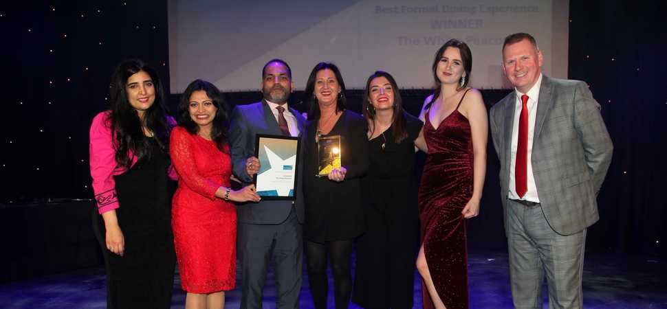 The White Peacock Restaurant flies high with hat-trick of award wins