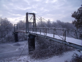 Warrington's historic bridges nominated for new Civil Engineering Heritage Award