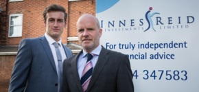 Tom joins team line-up at Innes Reid