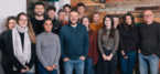 Thrive celebrates year of growth with five new hires