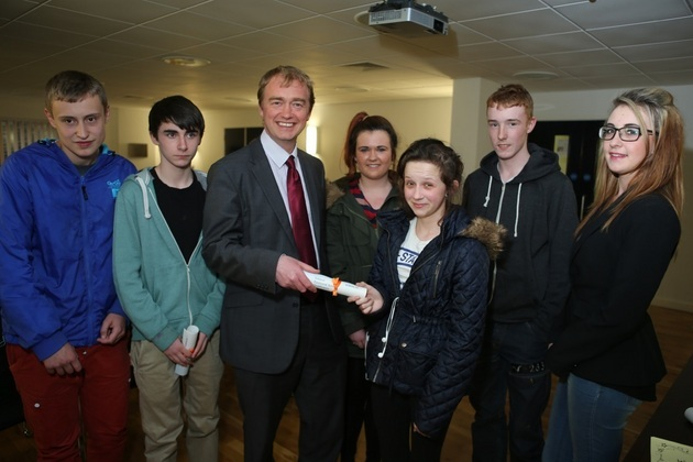 MP backs scheme for young people in Cumbria