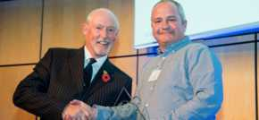MC Construction's Tim Pugh wins industry accolade