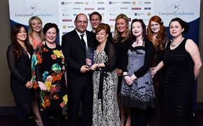 Tracey Miller Family Law Wins Small Law Firm Title At Liverpool Legal Awards