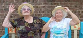 Garden revamp helps residents of Basildon care home explore nature