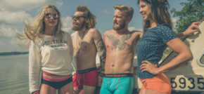 New eco underpants launch in the UK