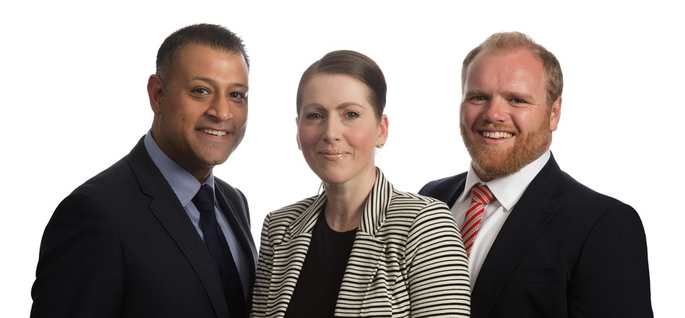 Together announces three new broker business development managers