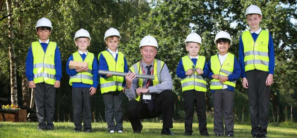 Countryside teaches health and safety to Wigan pupils