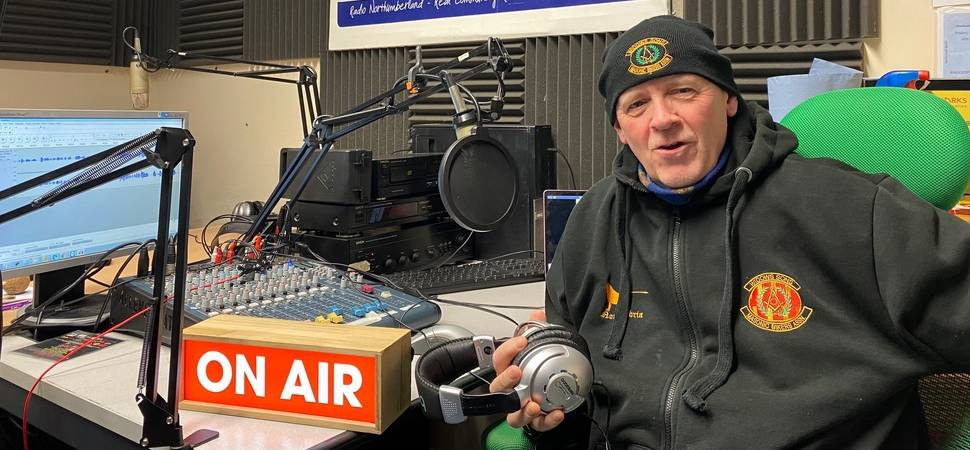 Northumberland Masons Go On Air