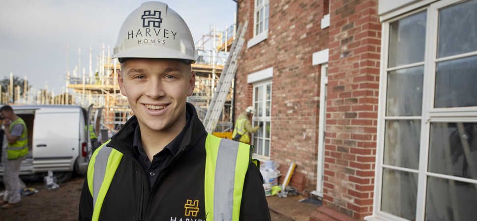 Harvey Homes shows great promise with maiden development