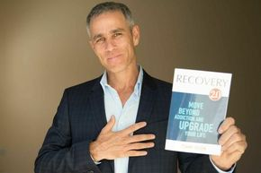 Renowned LA author Tommy Rosen showcases book launch at The Brink