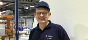 Global tissue manufacturer Essity has announced a change in leadership at its Tynedale plant