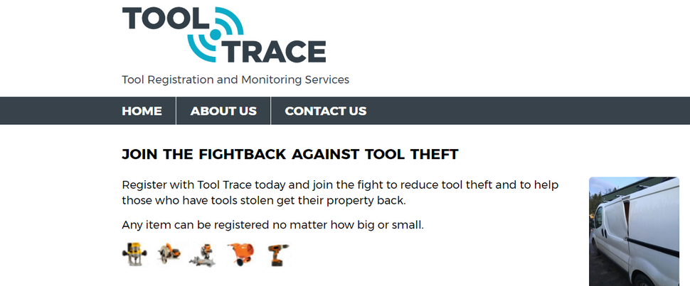 Cumbrian tool-theft champions join forces to fight crime