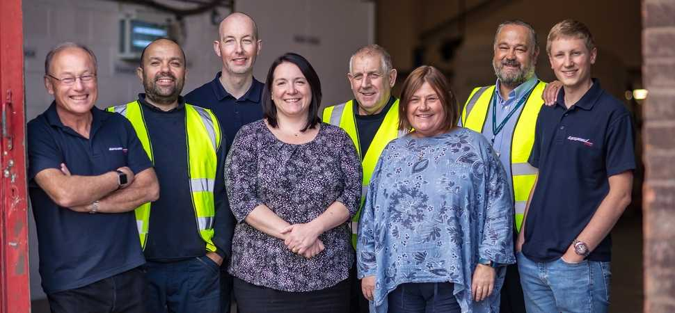 Topspeed Couriers expand with new Winsford base