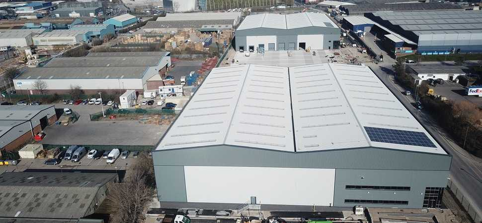 Towngate secures second lease on Leeds industrial site