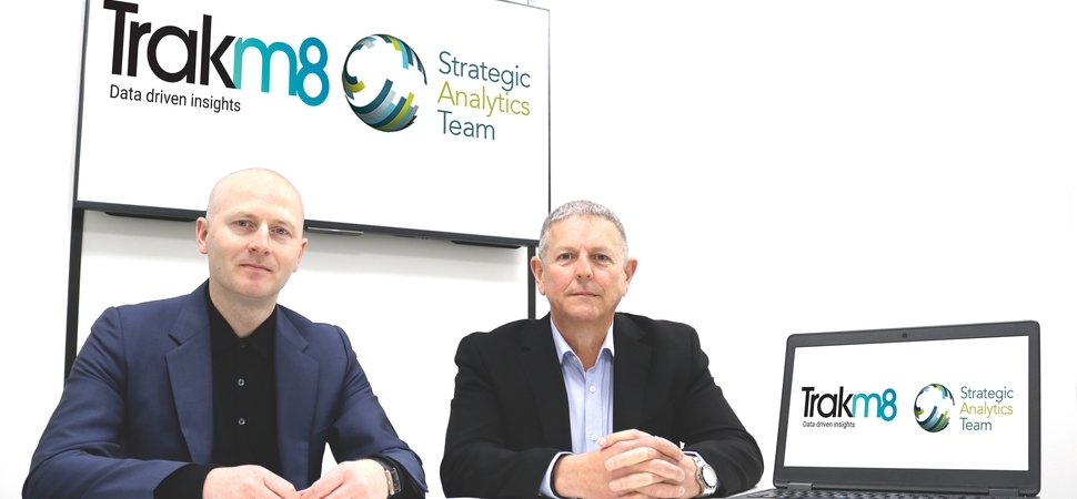 Strategic Analytics Team announces partnership with Trakm8