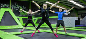 Trampoline fitness set to be next exercise craze in 2018