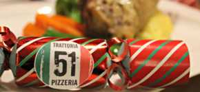 Trattoria 51 prepares to celebrate Christmas with trio of festive menus